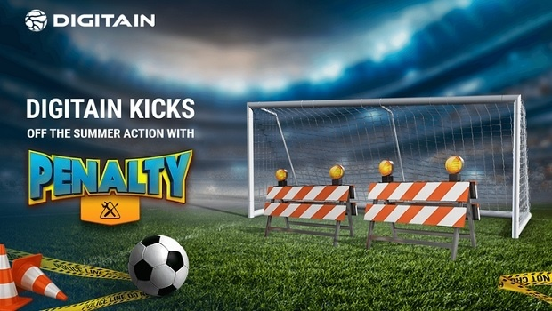 Digitain launches innovative football themed game