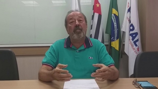 Brazilian Federation of Lottery Companies' president is hospitalized with COVID-19