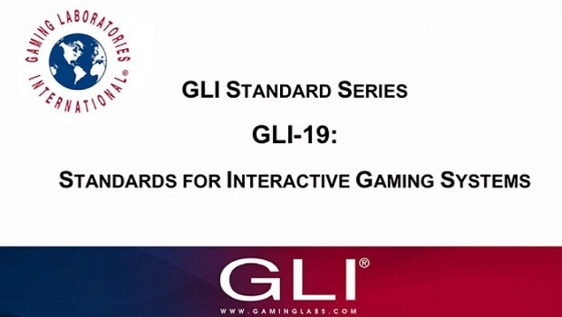 GLI released 'Interactive Gaming Systems' standard for industry comment
