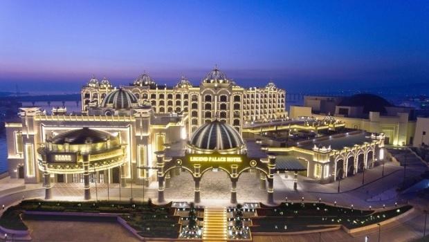 Macau new casino project crazy reels slot machine