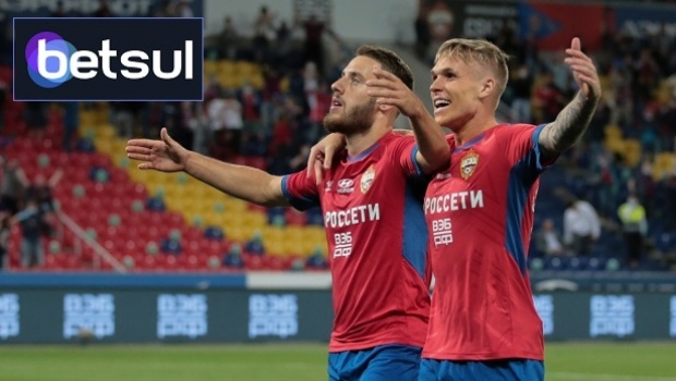 Betsul brings more news to its users with live broadcast of Russian football