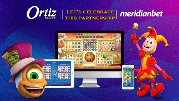 Ortiz Gaming and Meridianbet join forces in a new strategic partnership deal