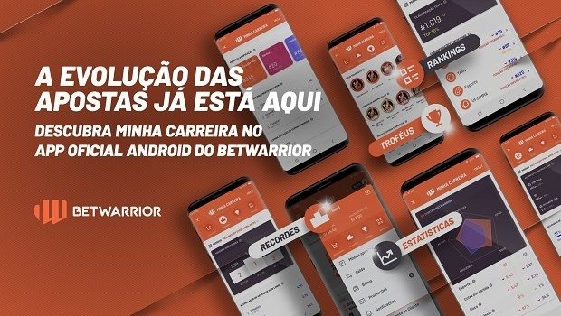 "BetWarrior launches ""Minha Carreira"", a sports betting re-evolution"