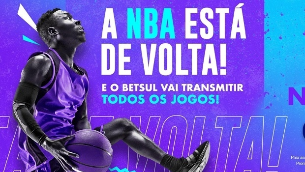 In partnership with Sportradar, Betsul broadcasts NBA games live
