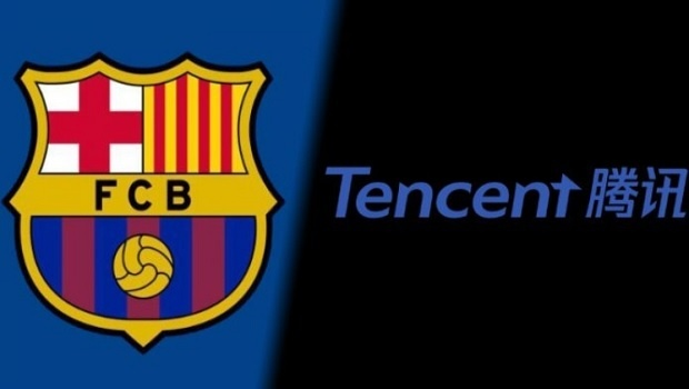 Futbol Club Barcelona enters into eSports collaboration with Tencent