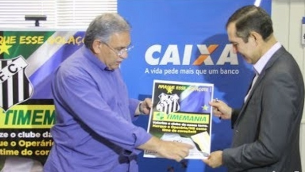 Justice allows Caixa to use a football club's money in Timemania to settle debt with the Union