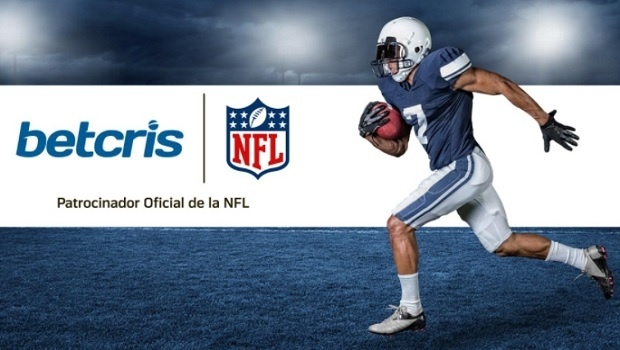 NFL taps Betcris as Official Betting Partner in Latin America