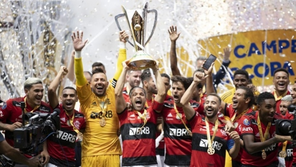 Sportbets.io celebrates Flamengo's second title after winning the Supercopa do Brasil - Games Magazine Brasil