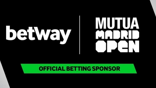 Betway become sponsor of the Madrid Open